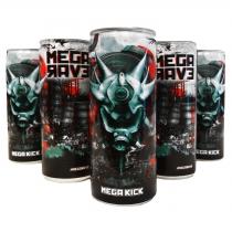 Megakick drink sixpack
