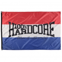 100% Hardcore Banner Nederland