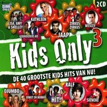 Kids Only 3 - De 40 Grootste Kids Hits