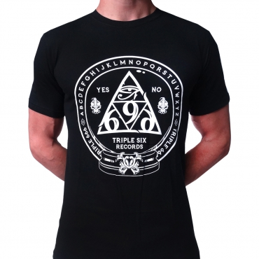 Triple Six Records 666 T shirt