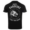 100% Hardcore T Shirt Stand your ground