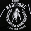 100% Hardcore Polo Standing the ground