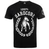 100% Hardcore T Shirt Standing the ground