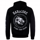 100% Hardcore Hooded zip Stand your Ground
