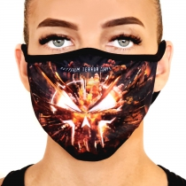 Rotterdam Terror Corps mouth mask War