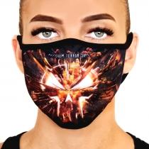 Rotterdam Terror Corps mouth mask War
