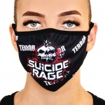 Suicide Rage Mouth mask