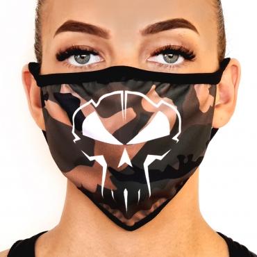 Rotterdam Terror Corps mouth mask Camo
