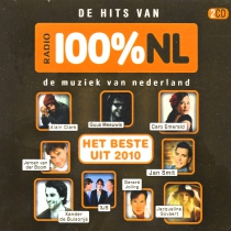 De hits van 100% NL Het beste uit 2010