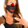 Estasia Mouth Mask Censored