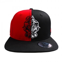 DRS Snapback Black/Red