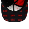DRS Snapback - Black Red