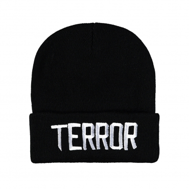 100% Hardcore Terror Beanie Worldwide MF