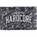 100% Hardcore banner camouflage