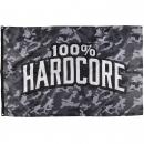 100% Hardcore banner camouflage
