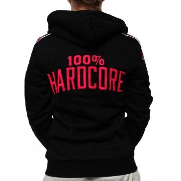 100% HC Lady Hooded Zipper Tape