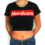 Supreme Hardcore Crop top