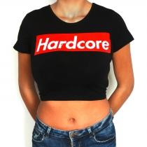 Supreme Hardcore Crop top
