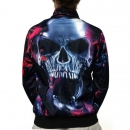 100% HC Lady Trainings Jacket Spaceskull