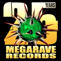 Megarave Records 25 Years - 4CD - The Lost Vinyls edition