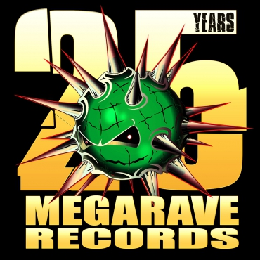 Megarave Records 25 Years - 4CD