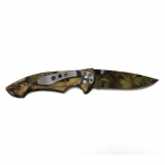 Survival Knife Clip camo 124B25 9057