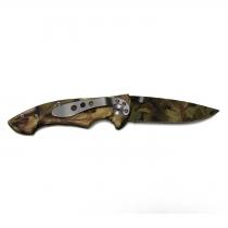 Survival Knife Clip Camo