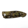 Survival Knife Clip camo 124B25 9057