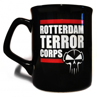 Black RTC DMC Mug