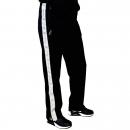 Australian pantalon black witte bies