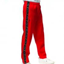 Australian pants bright red bies