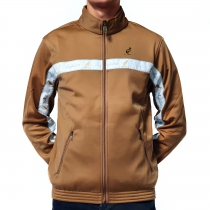 Australian logo jacket bronze white tape