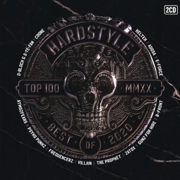 HARDSTYLE TOP 100 BEST of 2020 2CD