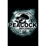Peacock Records Poster