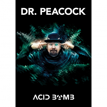 Dr. Peacock Acid Bomb poster
