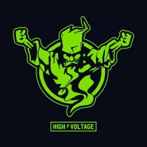 THUNDERDOME 2020 'High Voltage' 2CD (BACK IN STOCK)