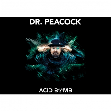 Dr. Peacock Acid Bomb Flag