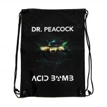 Peacock Acid Bomb String Bag