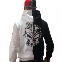 DRS BW Hooded with Zipper *limited*