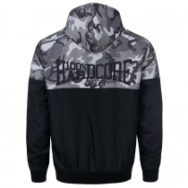 100% HC Windbreaker Jacket Army