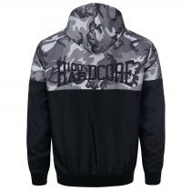 100% HC Windbreaker Jacket Army