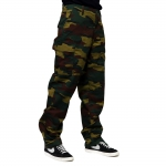 Army Pants Belgium Camo