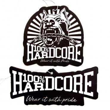 100% Hardcore car refreshers set 2 pcs