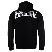100% Hardcore Basic Hooded Zip