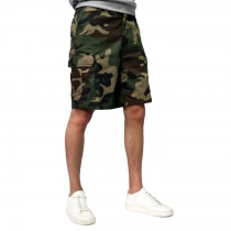 Army Shorts Woodland