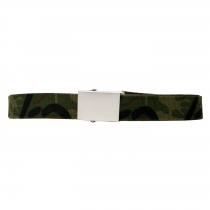 Black and army green belt Woodland