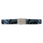 Army Belt Camo Blue