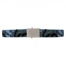 Army Belt Camouflage Blue
