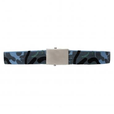 Army Belt Camo Blue