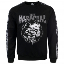 100% HC Crewneck Rage sweater